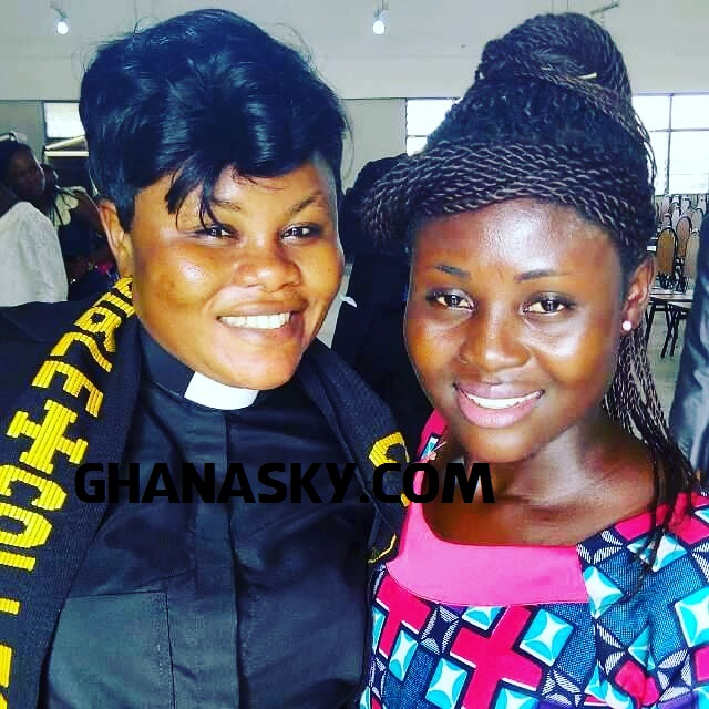 Ghana Star Anita Afriyie Ordained as Reverend Minister [Photos & Video]