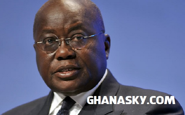 Chief allocates 40 acres of land to Akufo-Addo for '1-district-1 factory'