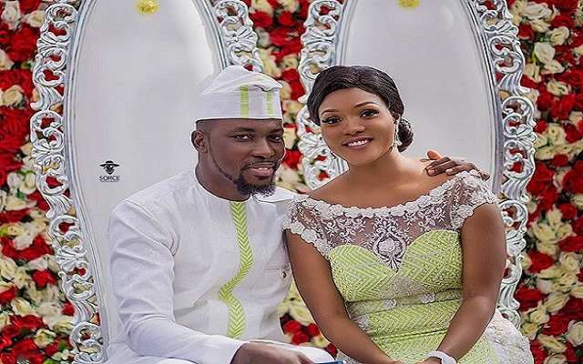 A-Plus and Akosua Vee Marriage Video & Photos