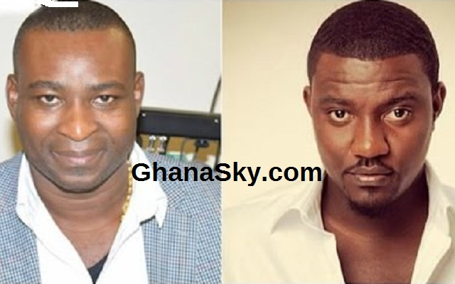 NPP's Chairman Wontumi disgraced John Dumelo, he is criminal and a thief [Video].