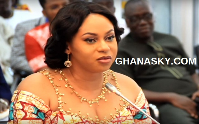 Adwoa Safo's beauty magnetized Ghana Parliament House [Video]