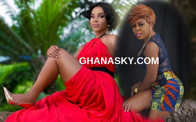 Afia Schwarzenegger Fights Benedicta Gafah [Video]