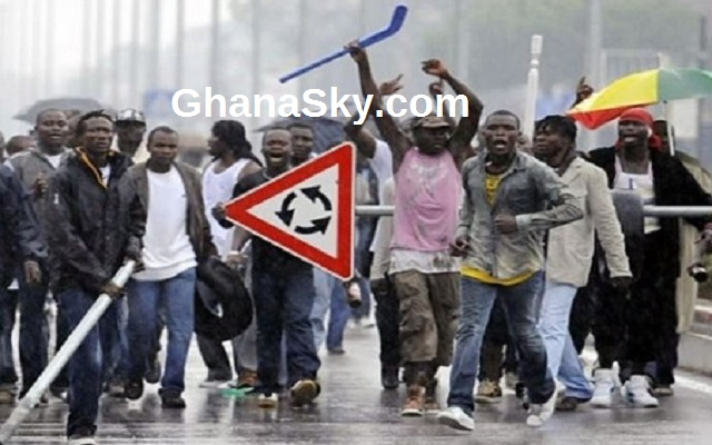 Boko Haram fashion in Ghana, Delta Force, Azorka Boys & Bamba Boys [Video]