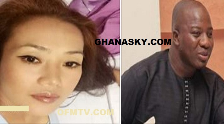 Chinese woman and Mahama Ayariga's alleged hot Se.x [Video]
