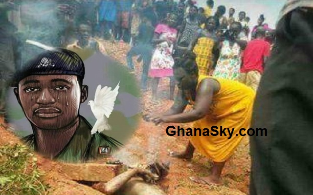Galamseyers and Assemblyman planned Captain Mahama's death - Native alleges [Full Video]