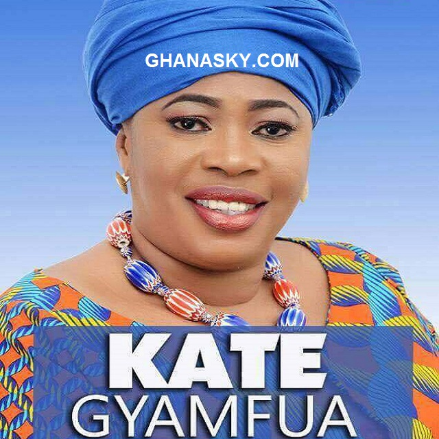 Ghanaians must not lose faith in women because of Charlotte Osei - NPP woman