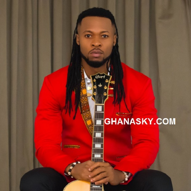 Africa's love music iconic King Flavour Presents