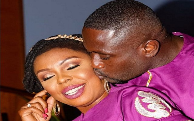 Comedienne Afia Schwarzenegger's husband Abrokwah, finally tells his story [Full Video]