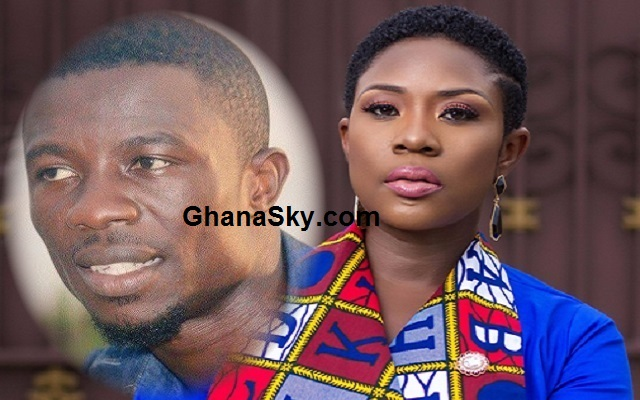 "Actor Kwaku Manu And Actresses Emelia Brobbey endorsed Patapaa's ""One corner"" song"