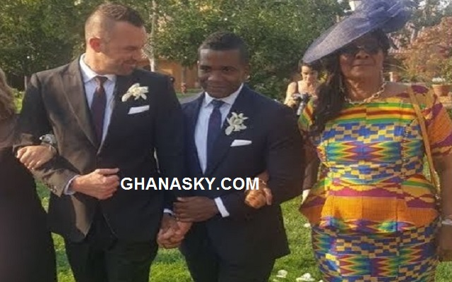 Old student of Achimota School tie the knot in the same s.ex marriage [Video]