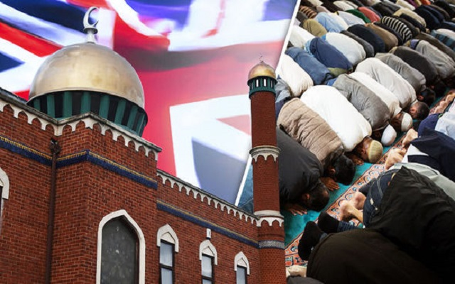 Muslims (Islam) taking over Great Britain [Video]
