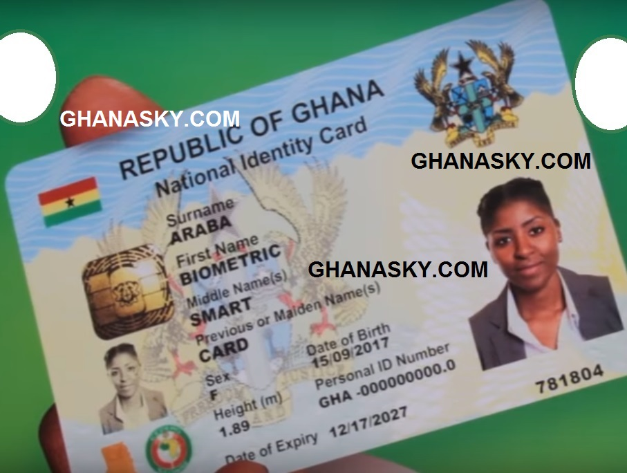 Ghana National Identification Card For All Ghanaians – Prof Ken Attafuah [Video]