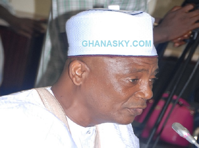 Ghanaians are 'nincompoop' according to Zongo Minister Boniface's orations [Watch Full Video]
