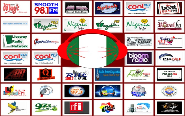 All Nigeria Radio Stations