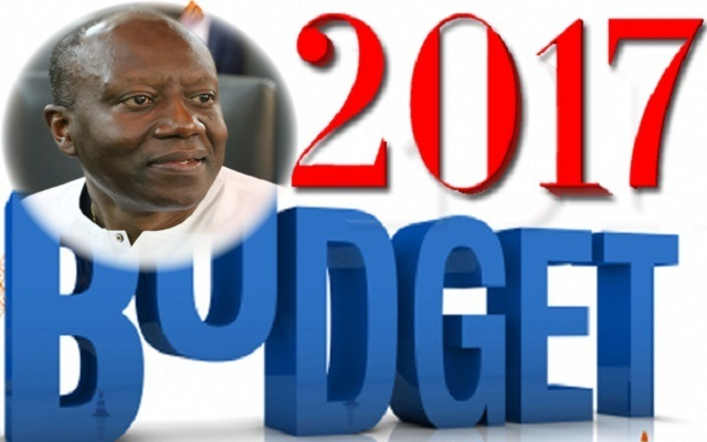Ghana's 2017 - 2018 Budget By Minister for Finance, Ken Ofori-Atta [Full Text]