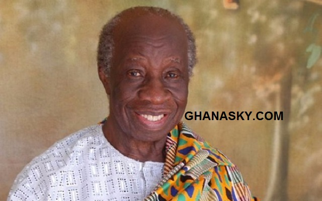 Professor Francis Kofi Ampenyin Allotey - Ghanaian renowned mathematician