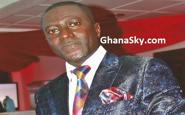 Nana Captain Smart - Ghanaian investigative Broadcaster