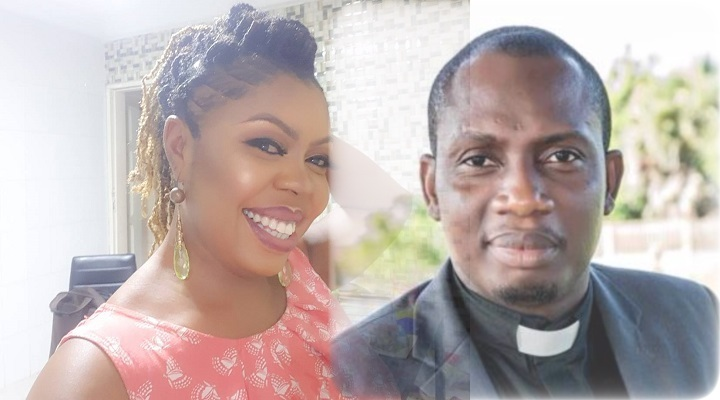 Afia Schwarzenegger insults Counselor George Lutterodt [Watch Full Video]