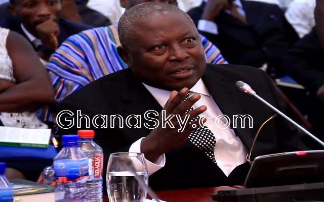 I was overpaid as Deputy Minister; but I returned it – Martin Amidu
