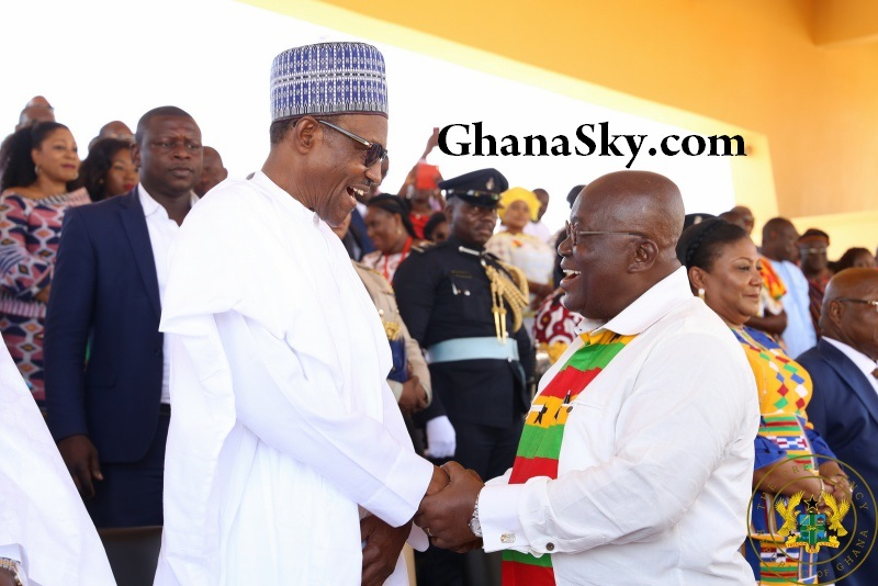 Nigeria President Buhari to collaborate with President Akufo-Addo to fight corruption [Video]