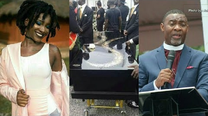 Ebony's black coffin shocked me - Rev. Dr. Lawrence Tetteh [Watch Video]