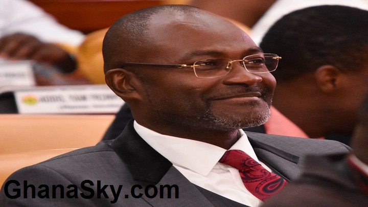 Kennedy Agyapong has hit back at Public Relations Officer [Watch Video]