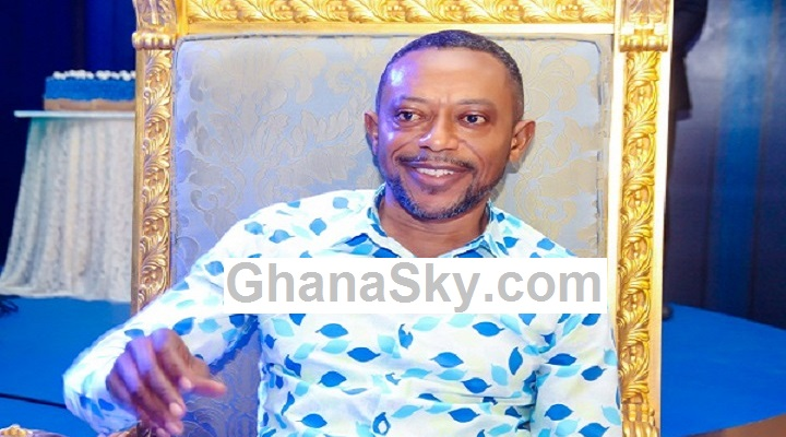 NDC now 'hopeless' like a car without engine - Owusu Bempah fires