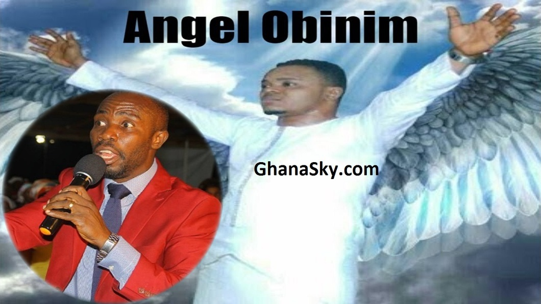Angel Obinim transfigured to Eagle with iron wings to kill Prophet Kofi Amponsah [Watch Full Video]