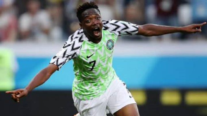 Nigeria vs Iceland [2:0] FIFA World Cup 2018 Match Highlights, Ahmed Musa fires Nigeria into lead.