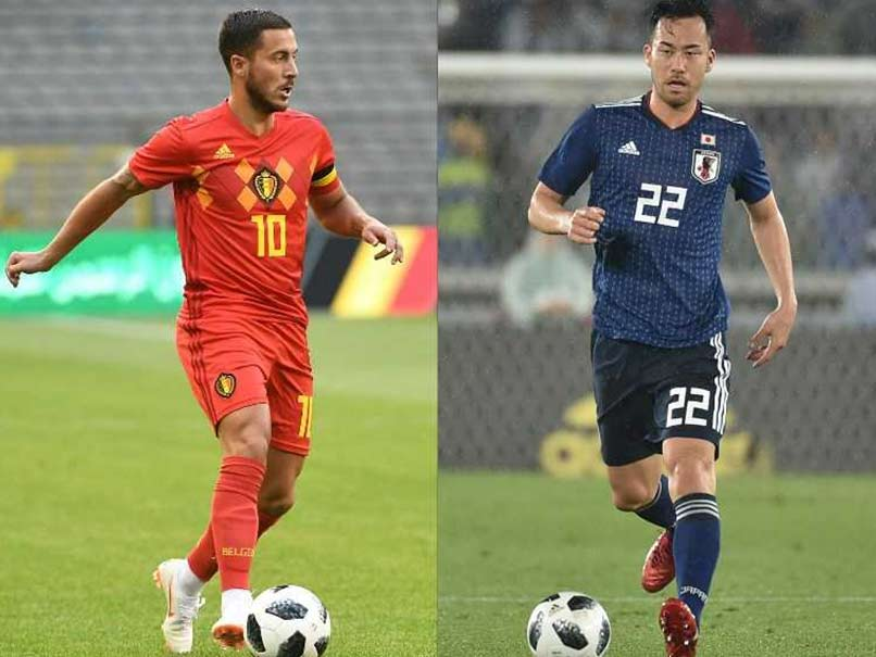 Belgium vs Japan: Belgium snatch 3-2 win over Japan to set up Brazil clash at 2018 FIFA World Cup
