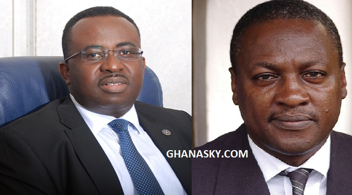Ex-President Mahama to pick ex-Dep. BoG Governor Dr Asiama as 2020 Running Mate