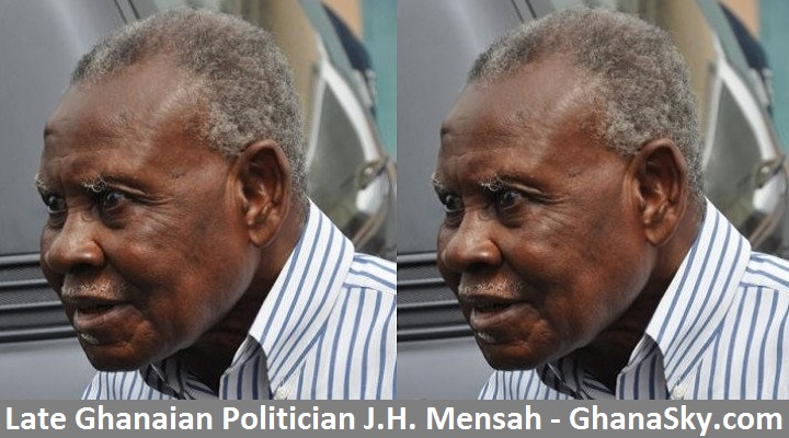 Profile and Biography of the late Joseph Henry Mensah