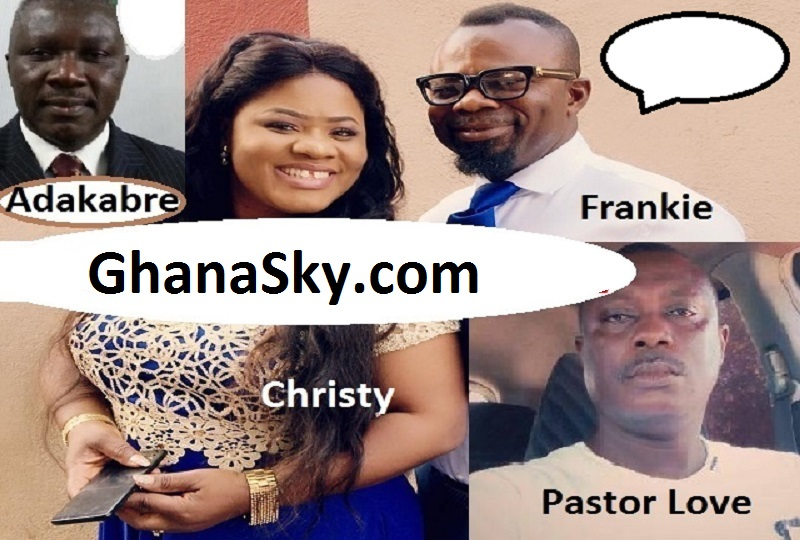 Obaapa Christy and Her Ex-Husband Pastor Love, Full Marriage Story - Adakabre's interview