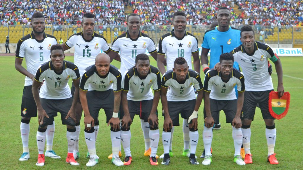 Ghana Black Stars will battle the Harambee Stars of Kenya tomorrow