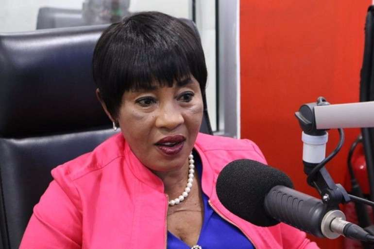 Anita Desoso wants NDC to go back to propaganda secretary position