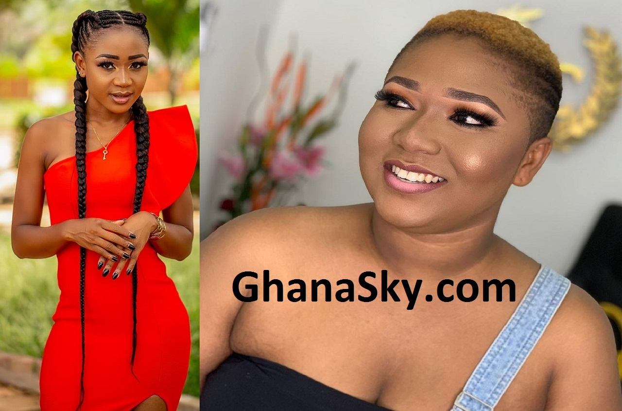 Xandy Kamel Blasts And Insu!ts Akuapem Poloo - 'You Slept With A Married Man, So What?'