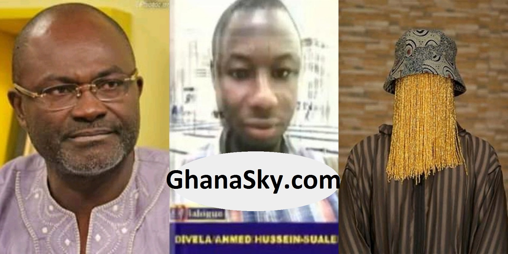 Kennedy Agyapong's Gun Men Allegedly Killed Ahmed Hussein-Suale of Tiger PI crew