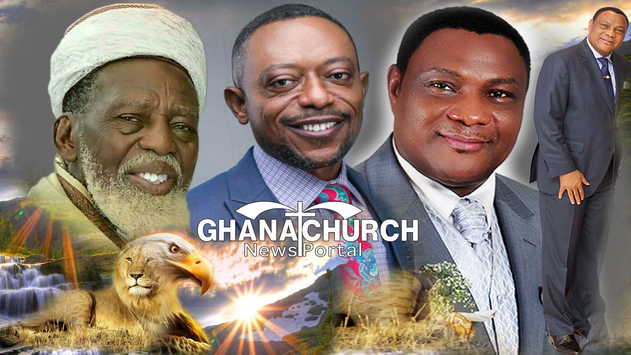 Prophet Isaac Owusu Bempah rain dirty insu!ts on Rev. Sam Korankye Ankrah because of apology to Ghana Chief Imam [Watch Video]