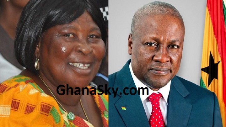 Former President John Mahama is Wicked, I Regret Campaigning For Him – Akua Donkor