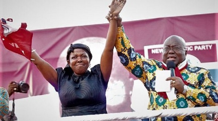 Ayawaso West Wuogon by-election: NPP's Lydia Alhassan takes early lead