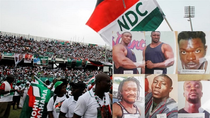 NDC office shooting at Kumasi, 12 declared wanted [Video]