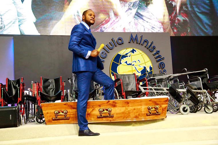 True investigation about Pastor Alph Lukau's Dead Body Resurrection Miracle [Watch Full Video]