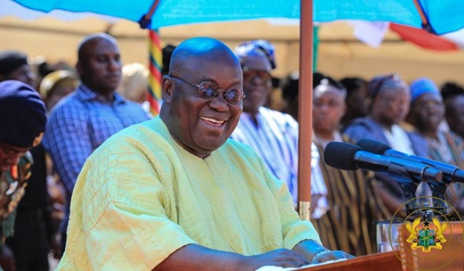 President Akufo-Addo's Full Speech At The 62nd Ghana Independence Day Celebration Parade Tamale
