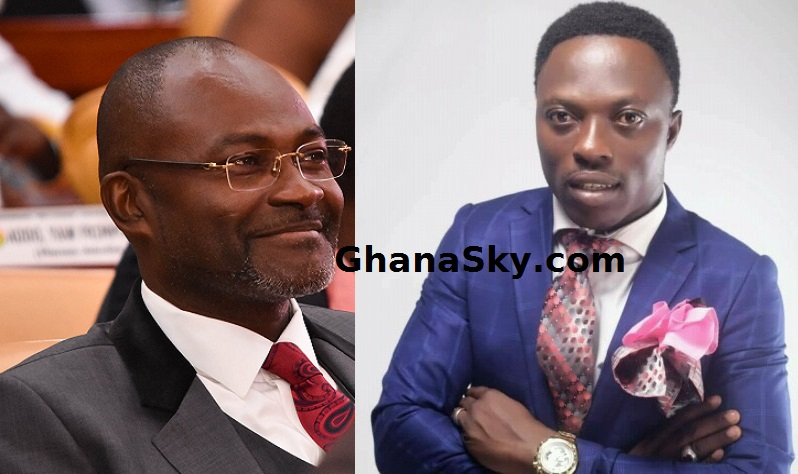 Rev Sam-Korankye Showers Praises on Kennedy Agyapong For Many Children He Has And Call Ghanaians To Emulate