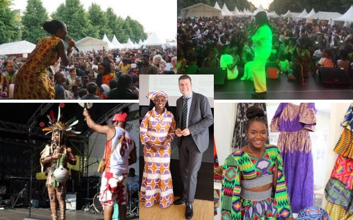 Africa Day 2019 - Culture, Education, Business: From 23 to 26 May 2019 on the Wandsbeker Marktplatz Hamburg
