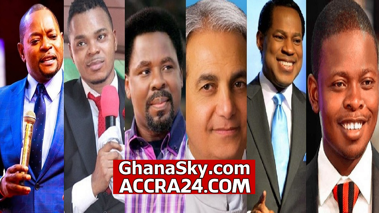How Bishop Daniel Obinim K!ll People, Why Prophet TB Joshua, Pastor Benny Hinn, Pastor Chris, Prophet Bushiri And Pastor Alph Lukau Are His Children, Not my co-equal [Video]