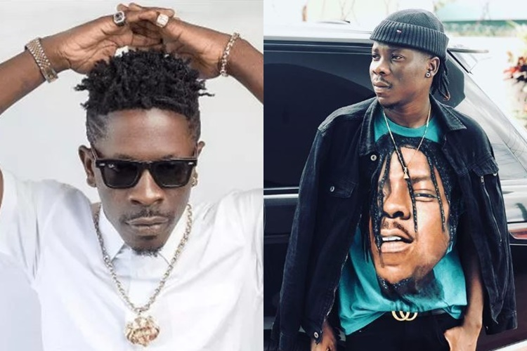 """I Will Beat And Chew Shatta Wale Like Gari"" – Stonebwoy"
