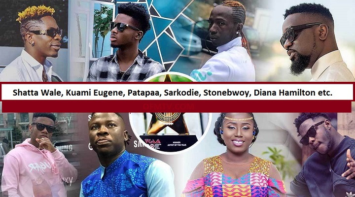 Full list of winners at 2019 Vodafone Ghana Music Awards - VGMA [Video]