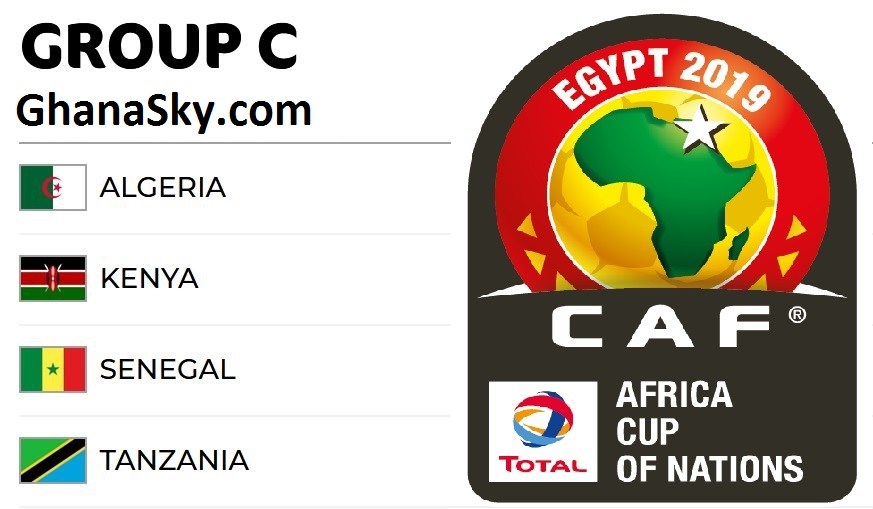 AFCON 2019 Egypt Group C - Matches, Top Teams, Kick-Off Times, Standings, Fixtures, Venues And Results