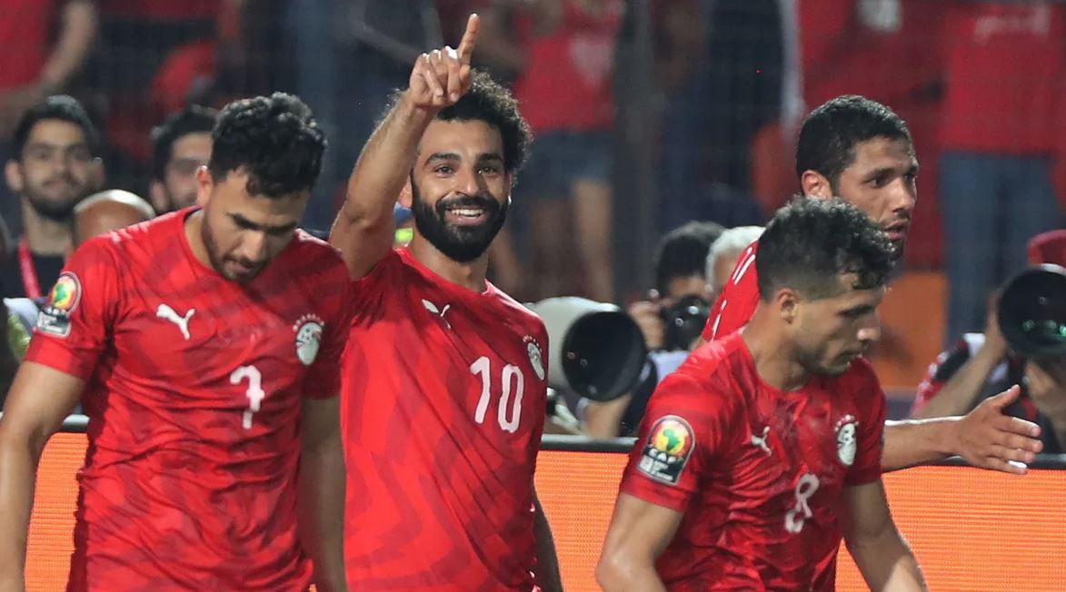 Egypt vs DR Congo [2:0] Full Highlights And Goals At AFCON 2019, Egypt beat DR Congo to progress to next round